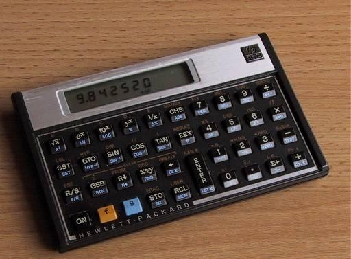 HP 15c 関数電卓 復刻版 限定モ...